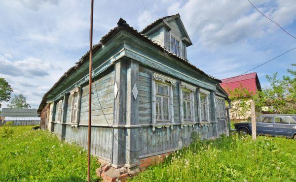 Жилой дом на участке 12 соток в центре Волоколамска